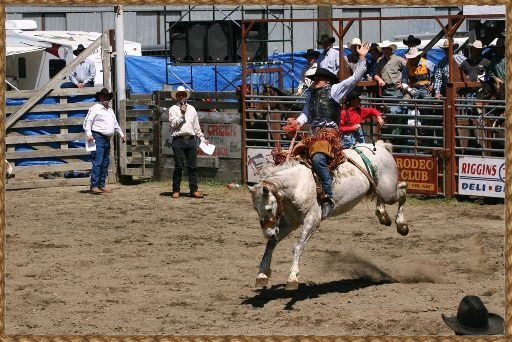 In Riggins, Idaho, for 62nd annual Rodeo